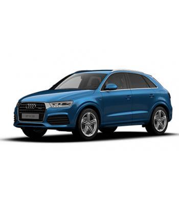 Чехлы Audi Q3 c 2011-2018