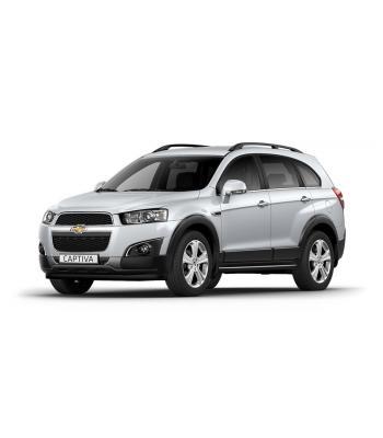 Чехлы Chevrolet Captiva 2006-2016 г.в