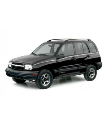 Чехлы Chevrolet Tracker 1998-2004 г.в