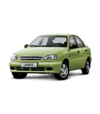 Чехлы Chevrolet Lanos 1997-2009 г.в