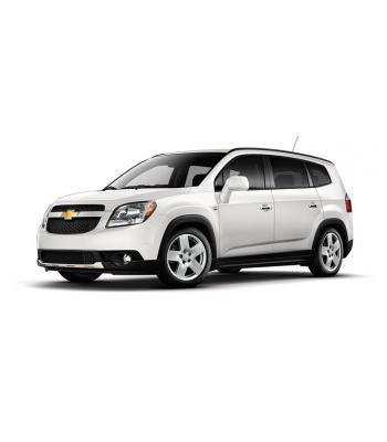 Чехлы Chevrolet Orlando 2011-2015 г.в.