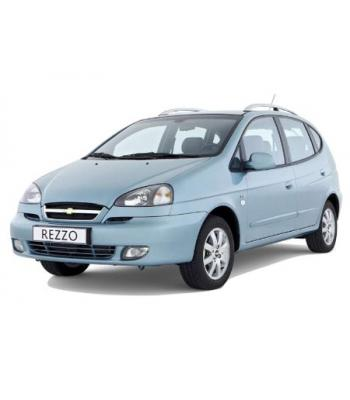 Чехлы Chevrolet Rezzo 2004-2010 г.в