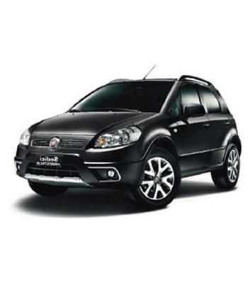 Чехлы Fiat Sedici