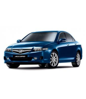 Чехлы Honda Accord VII 2002-2008 г.в