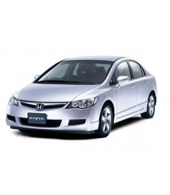 Чехлы Honda Civic VIII 2006-2012 г.в