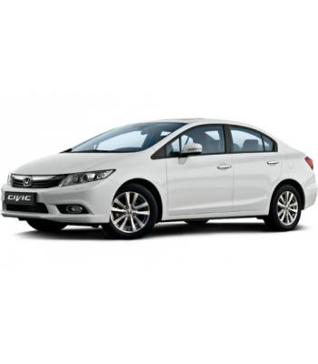 Чехлы Honda Civic IX 2012-2016 г.в