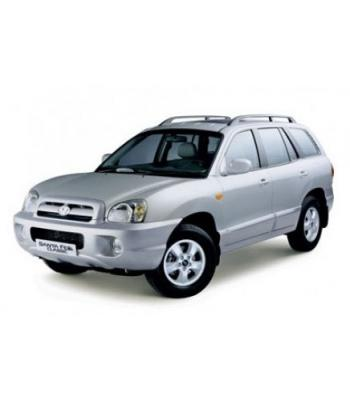 Чехлы Hyundai Santa Fe Classic (ТагАЗ) 2000-2012