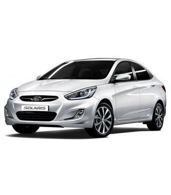 Чехлы Hyundai Solaris
