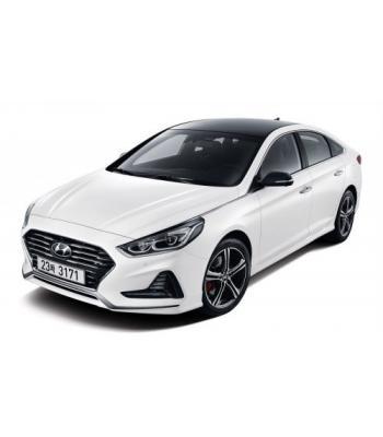 Чехлы Hyundai Sonata 7 (LF) 2017-н.в
