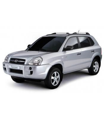 Чехлы Hyundai Tuscon 2004-2010 г.в