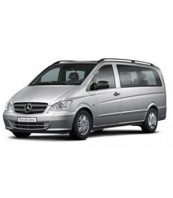 Чехлы Mercedes Viano W639 2003-2014 г.в