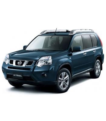 Чехлы Nissan X-trail