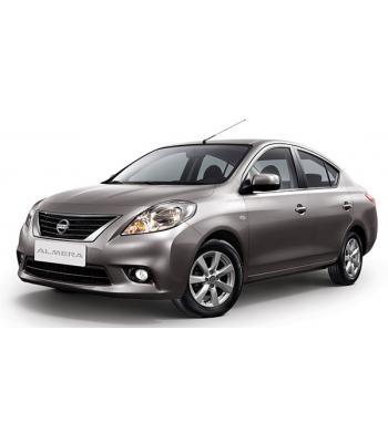 Чехлы Nissan Almera