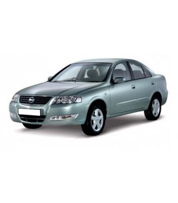 Чехлы Nissan Almera B10 Classic 2006-2013 г.в