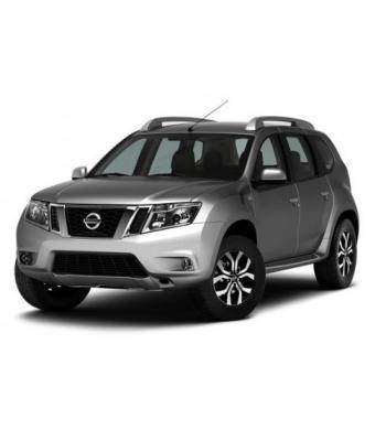 Чехлы Nissan Terrano 2014-2016 г.в