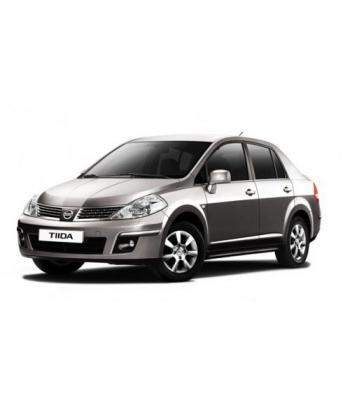 Чехлы Nissan Tiida 2004-2014 г.в