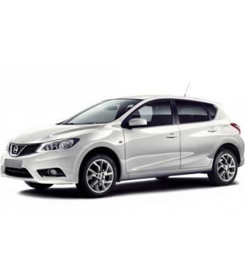 Чехлы Nissan Tiida 2015-2018 г.в