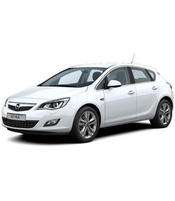 Чехлы Opel Astra