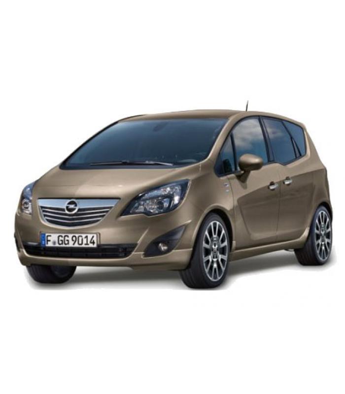 Чехлы Opel Meriva B 2010-2015 г.в
