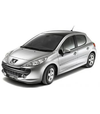 Чехлы Peugeot 207 1998-2009 г.в