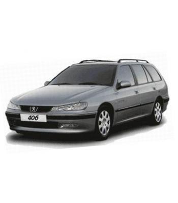 Чехлы Peugeot 406 1995-2004 г.в