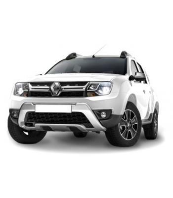 Чехлы Renault Duster 2015-н.в