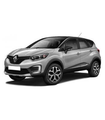 Чехлы Renault Kaptur 2016-н.в