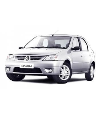 Чехлы Renault Logan 2004-2015 г.в