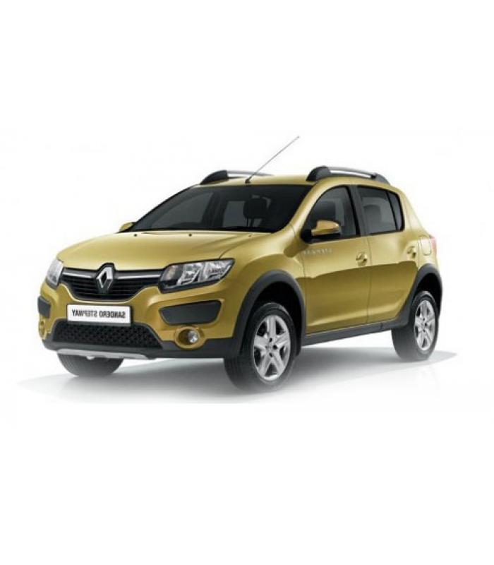 Чехлы Renault Sandero Stepway 2014-н.в