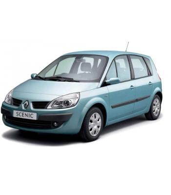 Чехлы Renault Scenic II 2003-2009 г.в