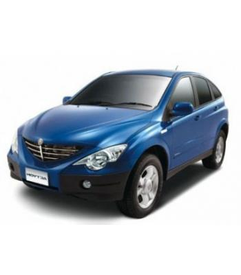 Чехлы SsangYong Action 2006-2010 г.в