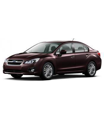 Чехлы Subaru Impreza