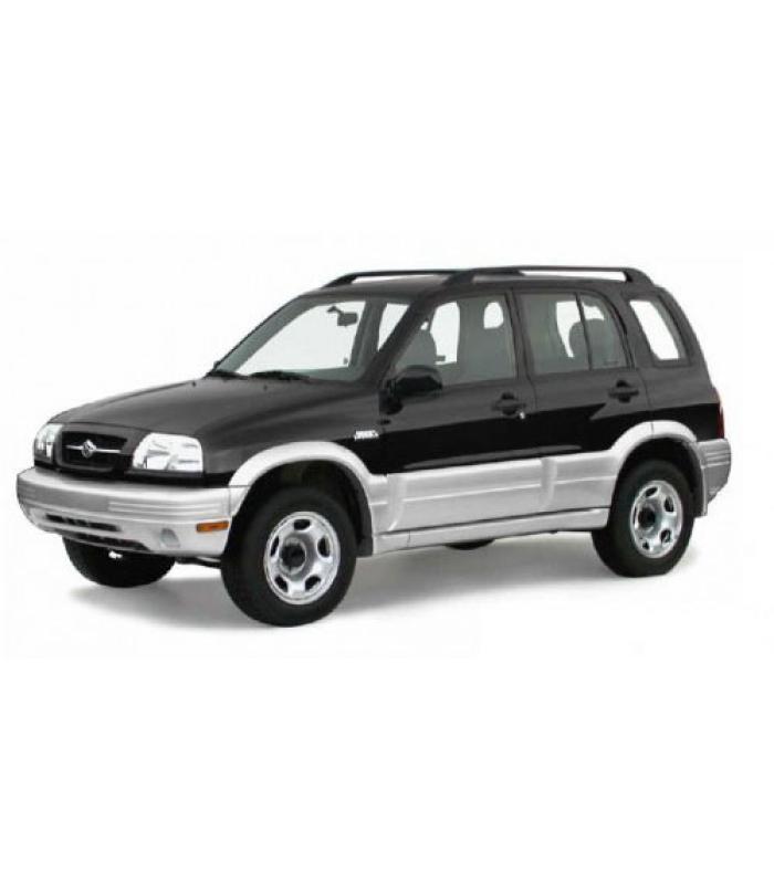 Чехлы Suzuki Grand Vitara 1997-2005 г.в