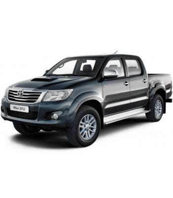 Чехлы Toyota Hilux