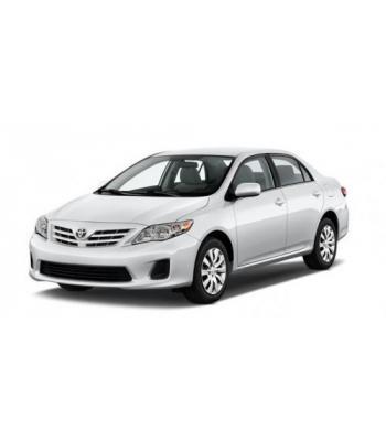 Чехлы Toyota Corolla 2007-2013 г.в