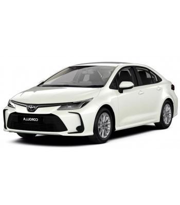 Чехлы Toyota Corolla 2018-н.в.