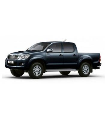 Чехлы Toyota Hilux 2005-2015 г.в