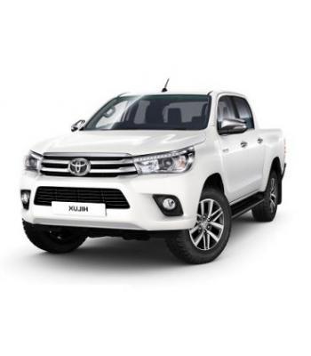 Чехлы Toyota Hilux 2015-н.в