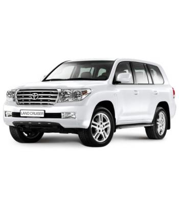 Чехлы Toyota Land Cruiser 100 1997-2007 г.в