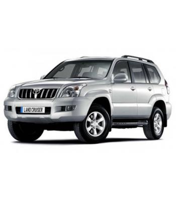 Чехлы Toyota Land Cruiser Prado 120 2002-2009 г.в