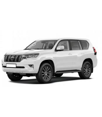 Чехлы Toyota Land Cruiser Prado 150 2017-н.в