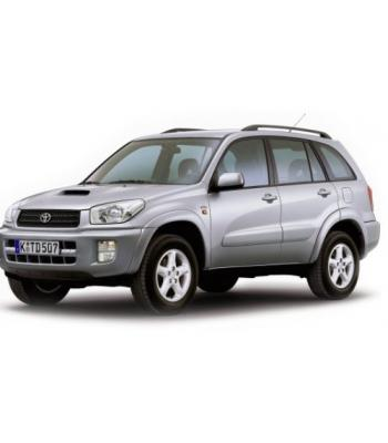 Чехлы Toyota RAV4 2000-2005 г.в
