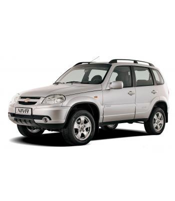 Чехлы Chevrolet Niva 2002-2013 г.в