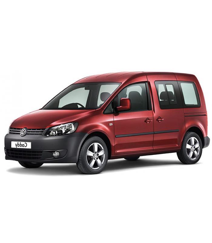 Чехлы Volkswagen Caddy 2004-2015 г.в