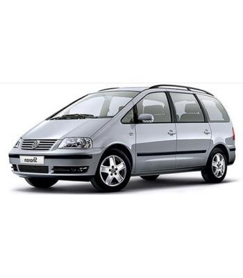 Чехлы Volkswagen Sharan 1995-2010