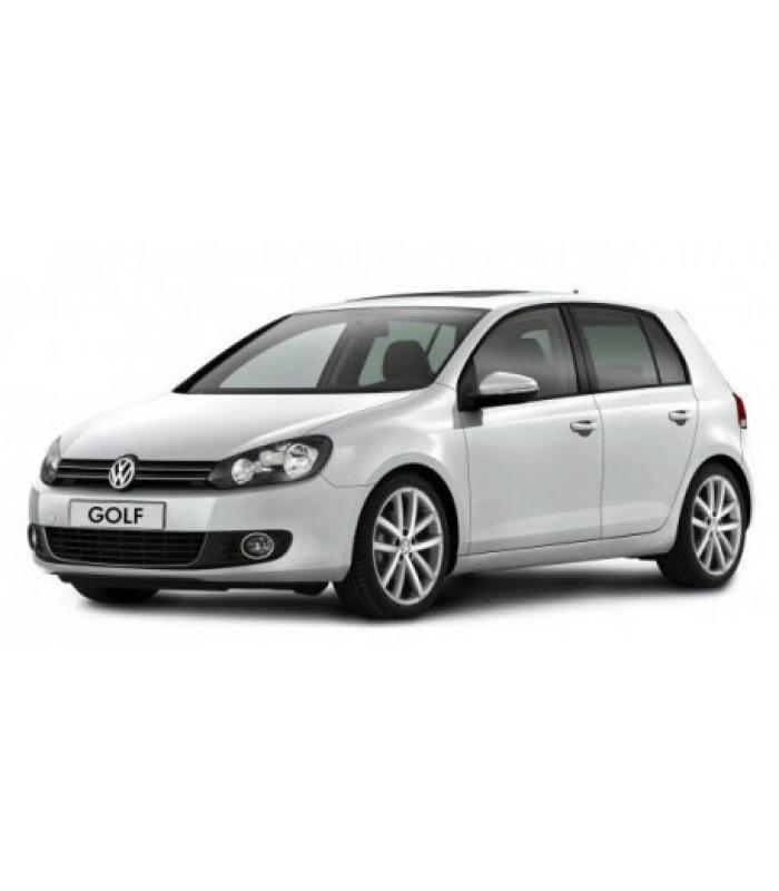 Чехлы Volkswagen Golf B6 2009-2012 г.в