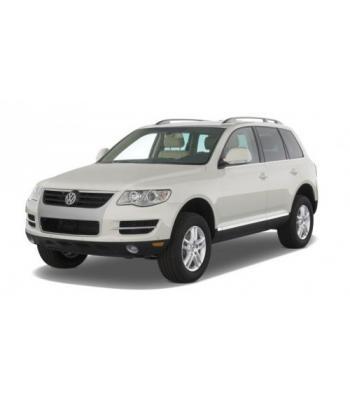 Чехлы Volkswagen Touareg 2002-2010 г.в