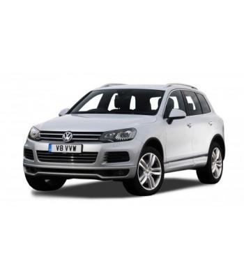 Чехлы Volkswagen Touareg 2010-2014 г.в
